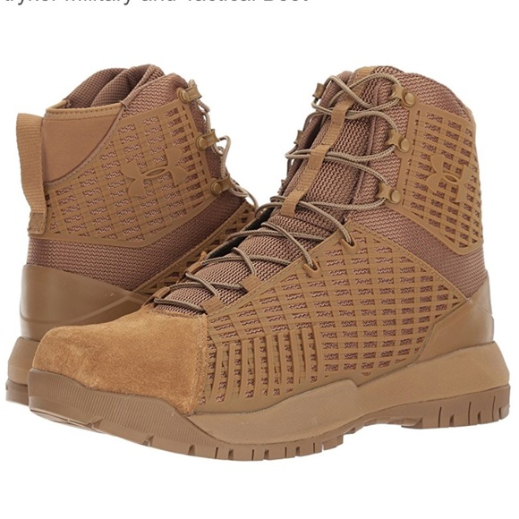 meilleure sélection bd887 221cc Under Armour Stryker Military and Tactical boot
